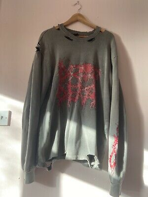 £210 • Buy Drop Dead Clothing - Brutality Tour In Mens Large