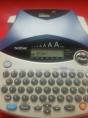Brother P-touch Model PT-1900/1910 Label Maker Label Printing Machine  • 9.91£