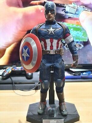 $ CDN283.02 • Buy Hot Toys Captain America Age Of Ultron MMS 281 1/6TH Collectable Figure