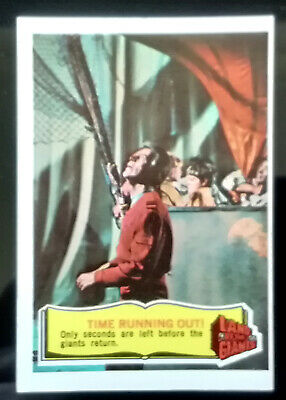 A&BC Land Of The Giants: Card Number 6 In Near Mint Condition • 2.49£