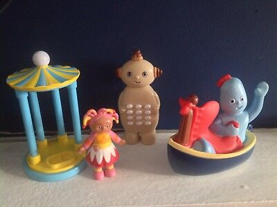 In The Night Garden Toy Bundle - Ideal As Cake Toppers Decorations Too!! • 15.99£