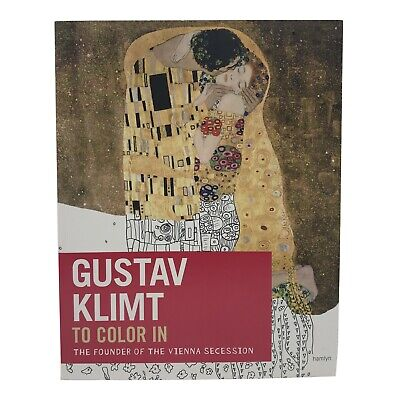 $ CDN8.86 • Buy Klimt: The Colouring Book By De Couliboeuf, Isabelle Adult Colouring Book