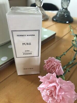 FM 33 Federico Mahora Pure For Her 50ml Inspired By D&G Light Blue  • 9.99£