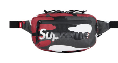 $ CDN152.24 • Buy Supreme Waist Bag Red Camo, Blue, Tan SS21 IN HAND Brand New DS