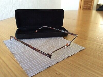 Karen Millen Glasses Frame & Case With Cloth. Perscription Unknown • 12.99£