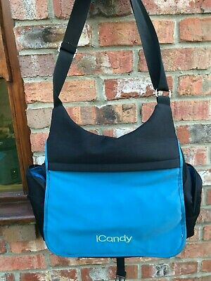 ICandy Peach Jogger Changing Bag • 10£