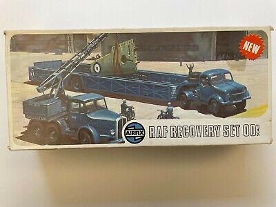 AIRFIX OO Scale (1:76) RAF RECOVERY SET. Vintage Kit No: 03304-8. Unstarted • 2.90£