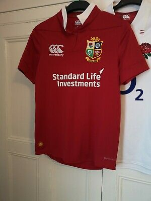 Canterbury England Rugby Tops New Size Small • 4.30£