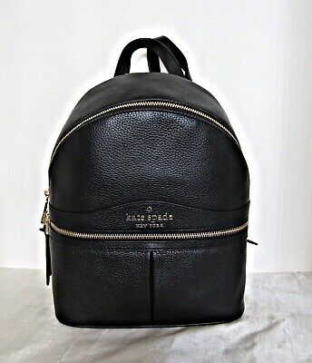 $ CDN162.29 • Buy KATE SPADE  - Karina Medium Leather Backpack - Black
