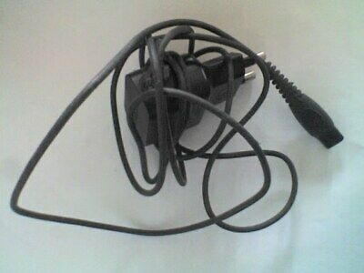 AU8.93 • Buy EU Adapter Shaver Charger Power Supply For Philips Norelco Razor HQ8505 - USED