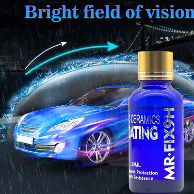 $3.89 • Buy 9H Anti-scratch Car Liquid Ceramic Coat Super Hydrophobic Glass Coating Polish G