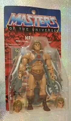 $325 • Buy MOTUC,ULTIMATE HE-MAN,SUPER 7,MASTERS OF UNIVERSE,CLASSICS,Sealed,MOC