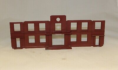 £20 • Buy Triang Hornby Dublo Through Station Cat No R5083 Maroon Main Building Front Wall