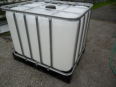 IBC CONTAINERS, STORAGE TANK. Cheapest By Far Locally  • 40£