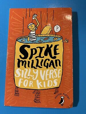 Spike Milligan Silly Verse For Kids Very Good Condition,Poetry Book • 5.40£