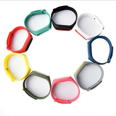 AU2.97 • Buy For Xiaomi MI Band Replacement Band Secure Strap Wristband Buckle Bracelet Fit