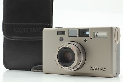 $ CDN2261.78 • Buy [MINT W/Case] Contax T3 Point & Shoot 35mm Film Camera Strap From JAPAN #247