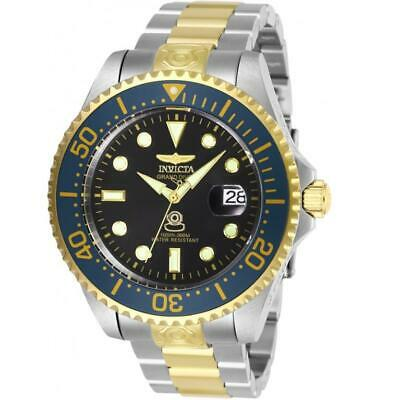 $ CDN1.24 • Buy Invicta Grand Diver Connection 28684 Men's Round Analog Automatic Date Watch