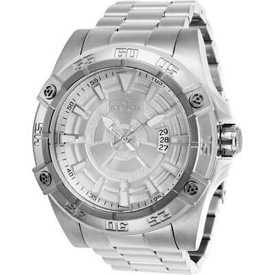 $ CDN1.24 • Buy Invicta Pro Diver 27014 Men's Analog Round Automatic Date Stainless Steel Watch