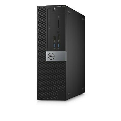 AU349 • Buy Dell Optiplex 7040 SFF Intel I5 6500 3.2Ghz 8Gb Ram 120Gb SSD Win 10
