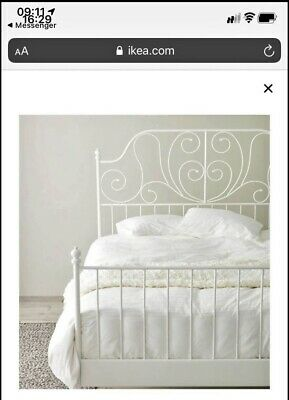Ikea Double Bed Frame  • 65£