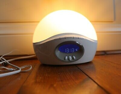 Lumie Bodyclock Active 250 Sunrise & Sunset Alarm Clock & Radio • 40£