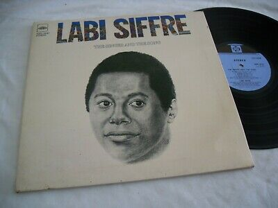 Labi Siffre  The Singer & The Song  Orig 1971 Lp. Pye Nspl 28147 Gatefold Sleeve • 7£
