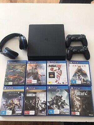 AU300 • Buy Ps4 Console Bundle Black 500gb