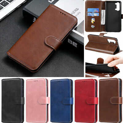 AU7.82 • Buy Slim Wallet Leather Flip Cover Case For Oppo A9 2020 A31 A52 A72 Find X2 Lite A5