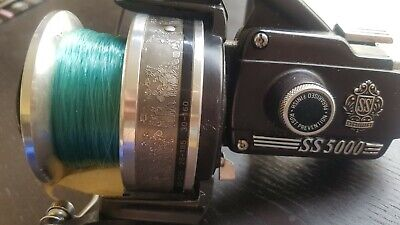AU200 • Buy Daiwa SS 5000 Fishing Reel, Excellent Condition, Rare, Vintage, Japanese