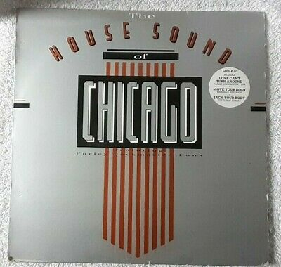 Various Artists The House Sound Of Chicago, PROMO Copy Ft Farley Jackmaster Funk • 7.99£