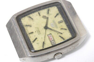 $ CDN36.63 • Buy Seiko 7019-5150 Automatic Watch For Repairs Or For Parts/restore   -12031