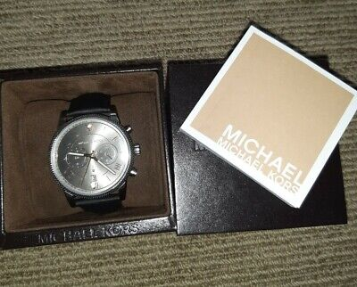 AU180 • Buy Mens Authentic Michael Kors Watch. Brand New In Box. Unwanted Gift. Rrp$400
