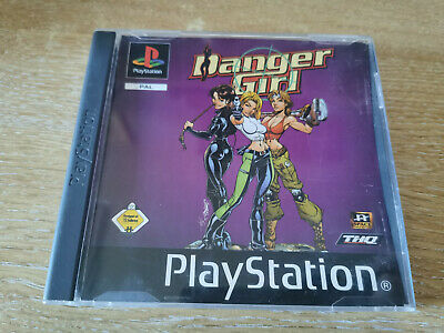 Danger Girl For Sony PlayStation (PS1) - Complete / VGC • 14.99£