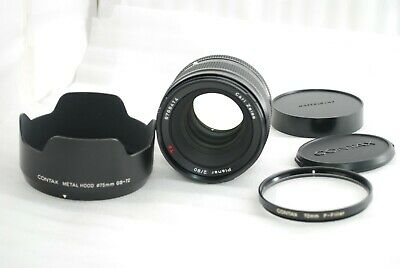 $ CDN3791.67 • Buy  RARE TOP MINT Contax 645 Carl Zeiss Planar T* 80mm F2 For Contax 645 #4032