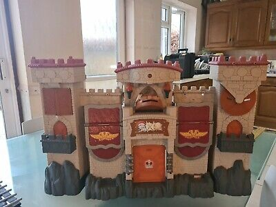 Imaginext Fisher Price Castle • 2.50£