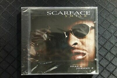 Scarface F; 2Pac & Johnny P  Smile  (Single) Classic Hardcore Gangsta Rap • 3.54£