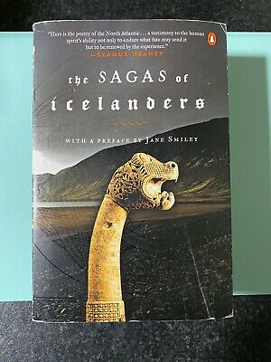The Sagas Of The Icelanders By Jane Smiley (Paperback, 2001) • 4.90£