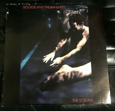 Siouxsie And The Banshees - The Scream Vinyl LP - Polydor - 1978  • 5£