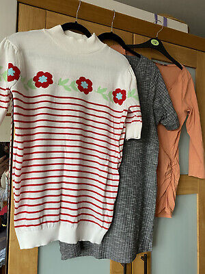 Maternity Tops Bundle X 3, Sizes 12, Great Condition • 5£