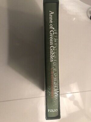 Folio Society Anne Of Green Gables L. M .Montgomery Sealed In Slipcase • 35£