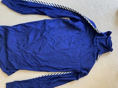 Helly Hansen Womans Base Layer Size Medium  used Polo Neck.  • 1.99£