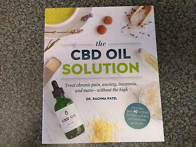 Cbd Oil Book • 3£
