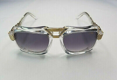 $450 • Buy Cazal Legends Mod. 669 Col. 003 Crystal Gold Plated Sunglasses Made In Germany