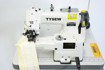 Tysew TY-501-1 Blind Hemming Industrial Sewing Machine Space Saving Table • 899£