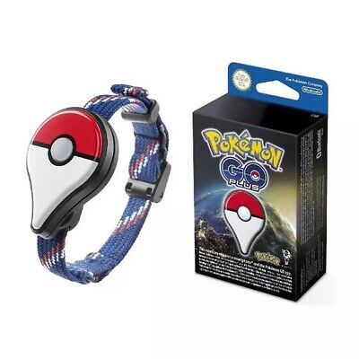 AU48.51 • Buy New Pokemon Go Plus Auto Catch Charm Bracelet Base On Bluetooth And Connected Wi