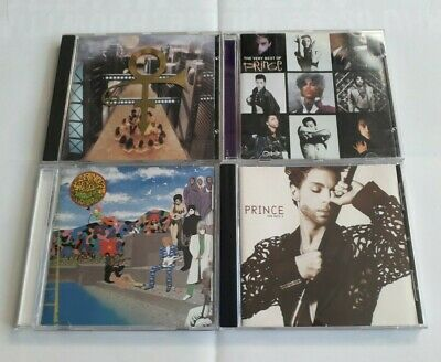 PRINCE -  Collection Of X4 CD Albums * L@@K * • 2.99£