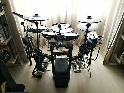 AU645.83 • Buy Roland TD-17KVX Drum Kit With Loads Of Extras, Bluetooth