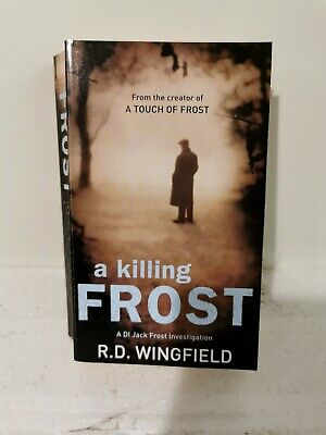 A Killing Frost, R.D. Wingfield, Used; Good Book • 0.99£