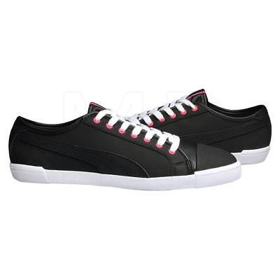 AU26.04 • Buy Puma Elki Winter Women's Casual Trainers Plimsoll Shoes Black Pink UK Size 3.5